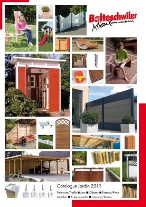 Catalogue jardin – Gard compact 2013 (F)