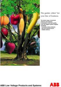 Plakat ABB «Eden»
