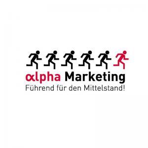logo Alpha Marketing